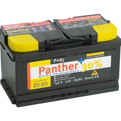 © 2020 Panther-Batterien