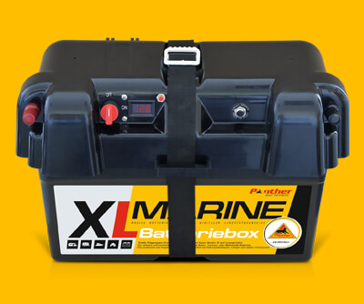 Marine Batteriebox XL