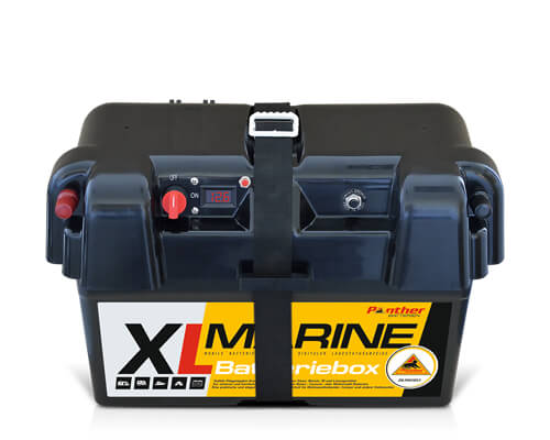 Panther Marine Batteriebox XL